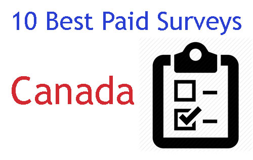 good paying surveys 10 best survey sites in canada 2018 3278