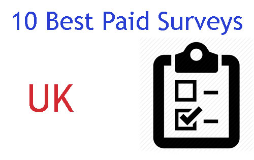 10 Best Paid Survey Sites In The UK 2017