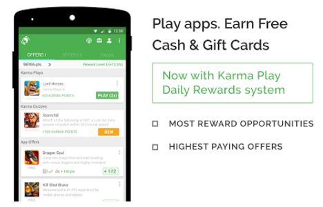 earn money app referral code appkarma review 2017 use referral code moneyjojo 3496