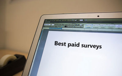 20 Best Paid Online Survey Websites That Pay You 2018