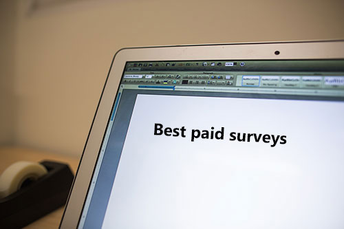 Best paid survey sites that pay you