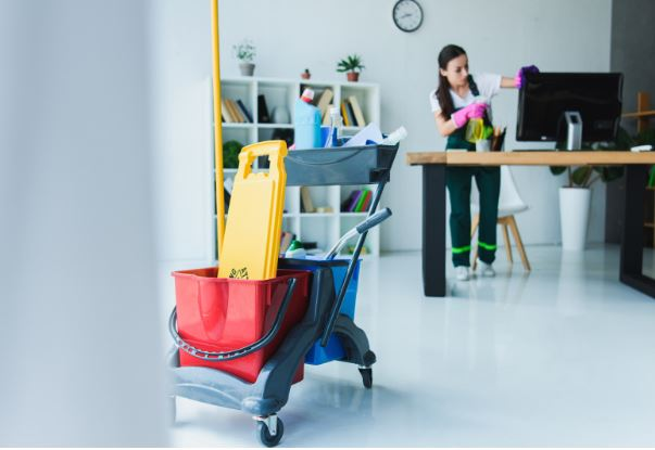 Office Cleaning Checklist: How to Keep Your Business Clean ...